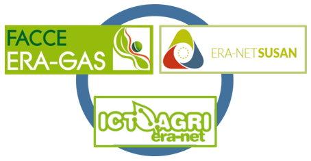 SusAN – ICT Agri 2 – ERAGAS 2018 joint call on novel